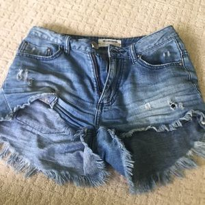 One teaspoon vintage high waisted shorts